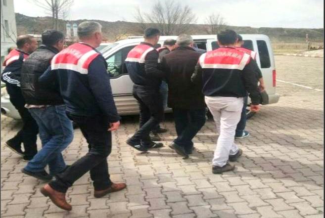 Uyuşturucu Operasyonu: 5 Kişi Tutuklama