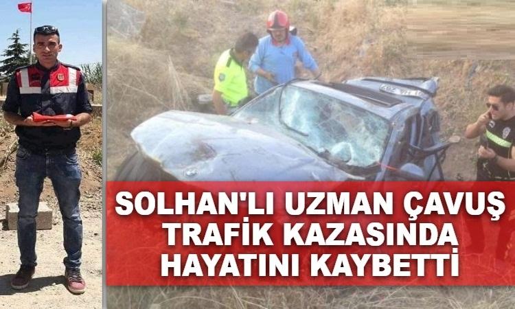 Uzman Çavuş Ok, Trafik Kazasında Hayatını Kaybetti