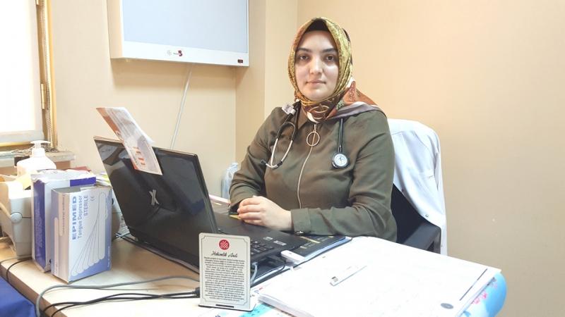"""Uzman Dr. Öcal,""""Verem Bulaşıcı Bir Hastalıktır"""""""