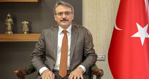Vali Ekinci 'Nevruz Bayramı' Kutlama Mesajı Yayımladı