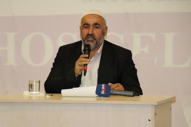 """""""Vallahi Muhammed'in Davasından Ayrılmam"""""""