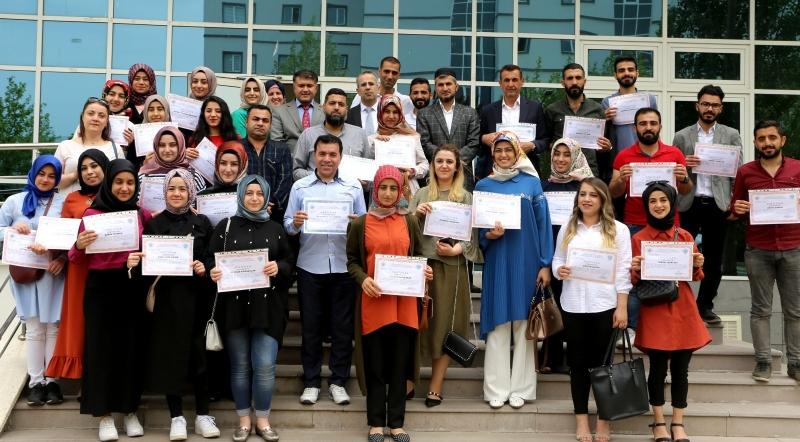 Yabancı Uyruklu Öğrencilere ''Türkçe Sertifikası''