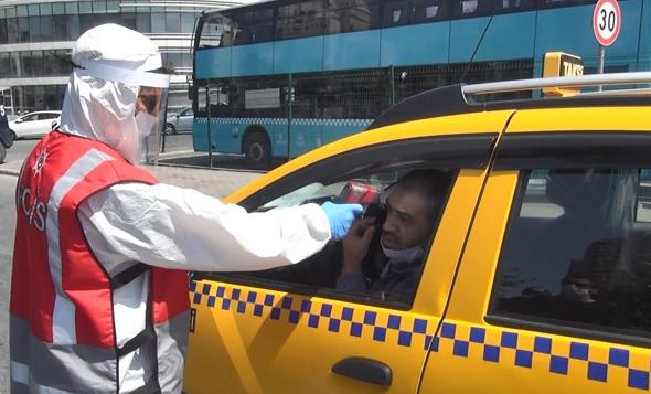 Yasağa Uymayan Şoförlere Ceza!