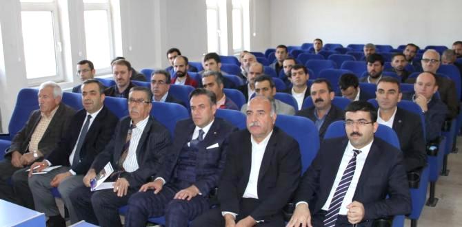 Yatırım Değerlendirme Toplantısı Düzenlendi