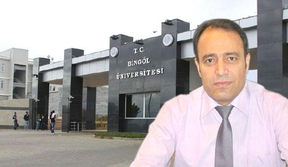 Yeni Rektör İbrahim Çapak