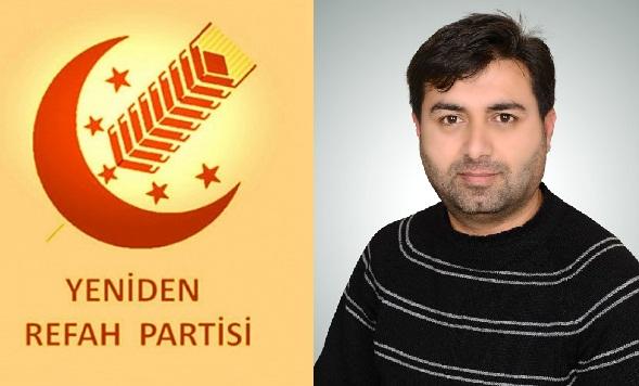 Yeniden Refah Partisi Solhan Teşkilatı Kuruldu
