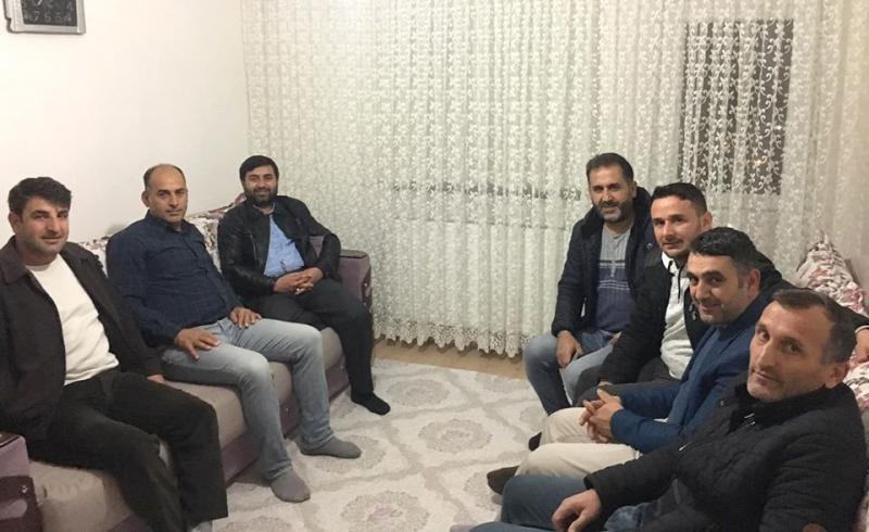 Yeniden Refah Partisi Hane Ziyaretlerine Başladı