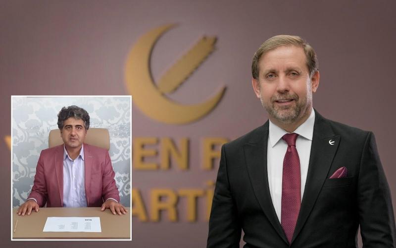 Yeniden Refah Partisi Genel Başkan Yardımcısı Çolak Bingöl'e Geliyor