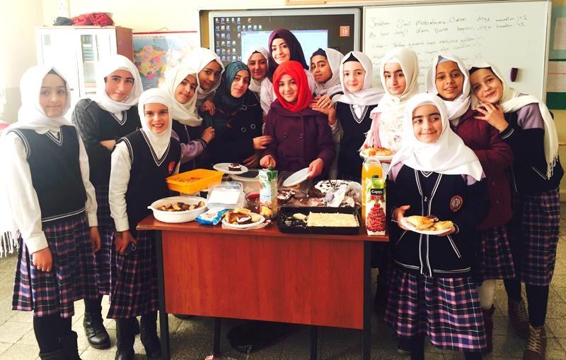 Yerli Malı Haftası Okullarda Kutlandı