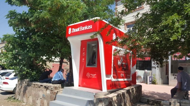 Ziraat'tan Yeni Bankamatik